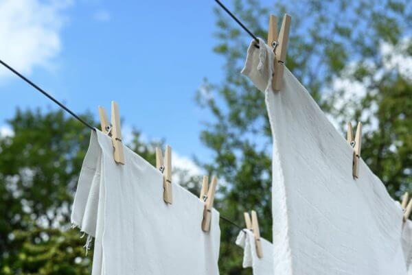 リネンワンピースの洗い方