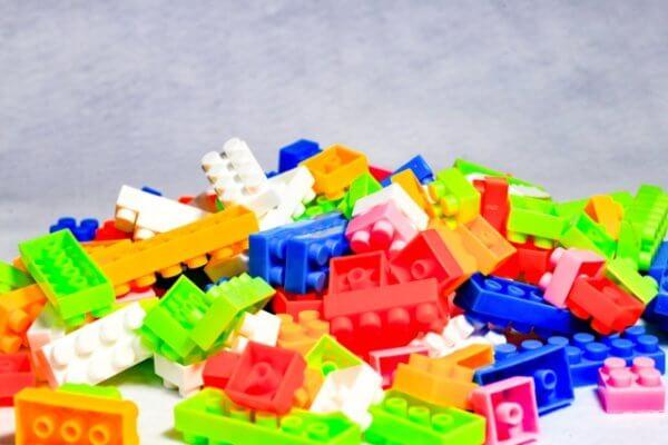 ダイソーのレゴブロック プチブロックの種類と特徴
