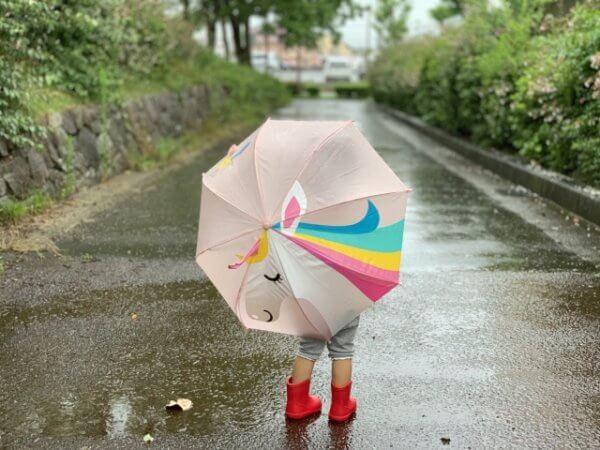 傘の臭いは重曹で消せます