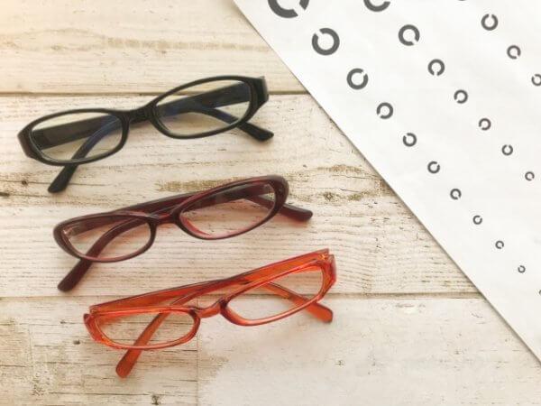 家でできる視力検査方法