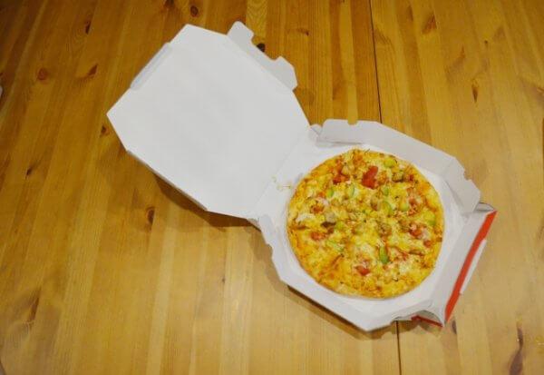 宅配ピザの賞味期限はいつまで?