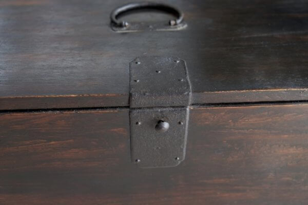宅配ボックスの自作方法 盗難防止付き