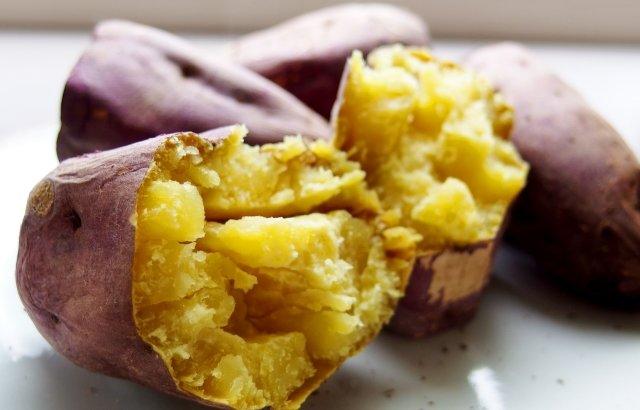 焼き芋を美味しく食べる再加熱の方法