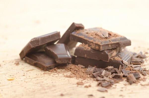 高カカオチョコレートは食前に食べるのがいい