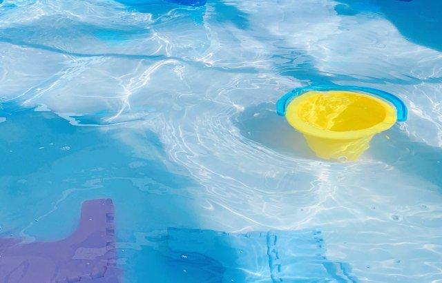ビニールプールの水は2日目3日目でもそのままでいい?