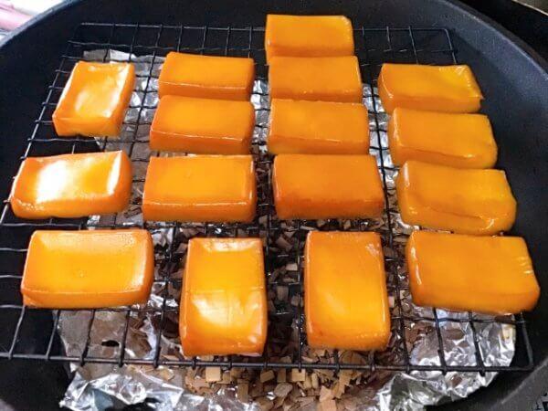 燻製作りでチーズが溶けてしまう!原因と対策